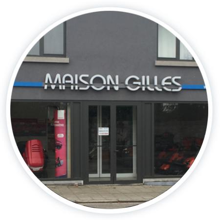 Maison Gilles home